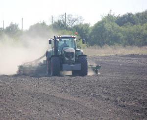 Трактор Fendt на Бата Агро 2015
