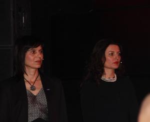Ваня Горчева (вдясно) и Мария Неделчева БАСФ