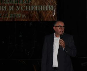 Иван Костадинов, Пионер семенна