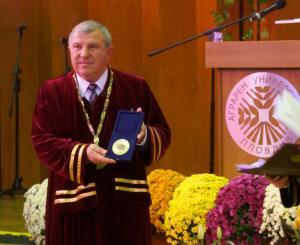 Проф. Греков, ректор на АУ