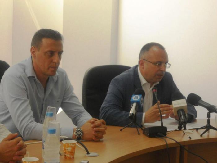 Mодерен обучителен център на ДФЗ бе открит във Велико Търново