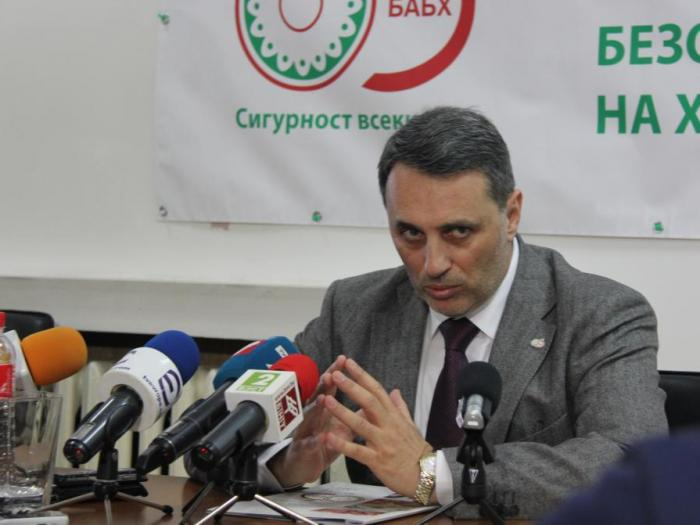 Пламен Моллов, БАБХ: На 4-ти март 2015 започва ваксинирането срещу Син език