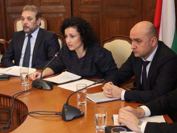 Десислава Танева: Приехме на 1-во четене Закона за изменение и допълнение на Закона за Селскостопанска Академия