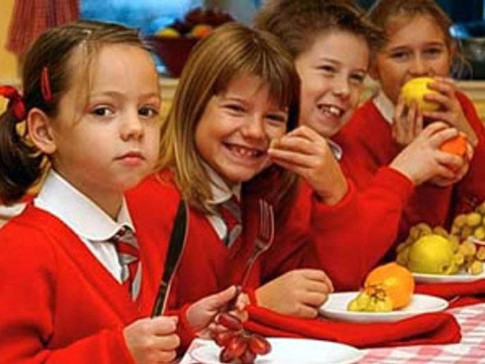 В Дания 10 процента от храната в училище е био, у нас нула