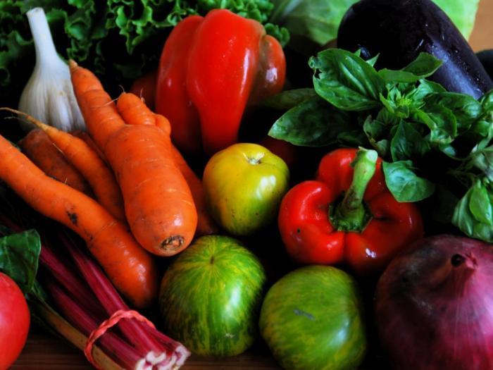 Цени на зеленчуците в Борса Плодовитово в края на август