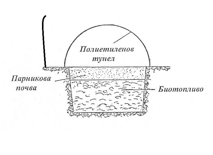 Полиетиленов тунел