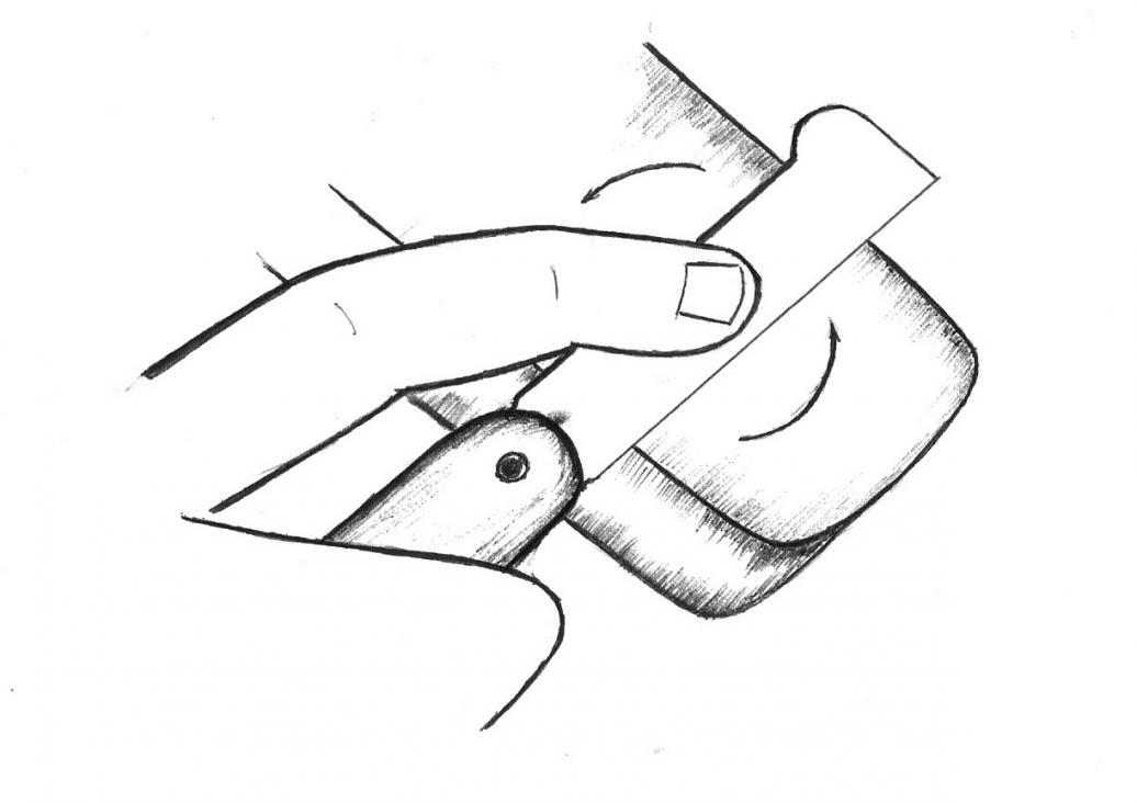 Точене на нож