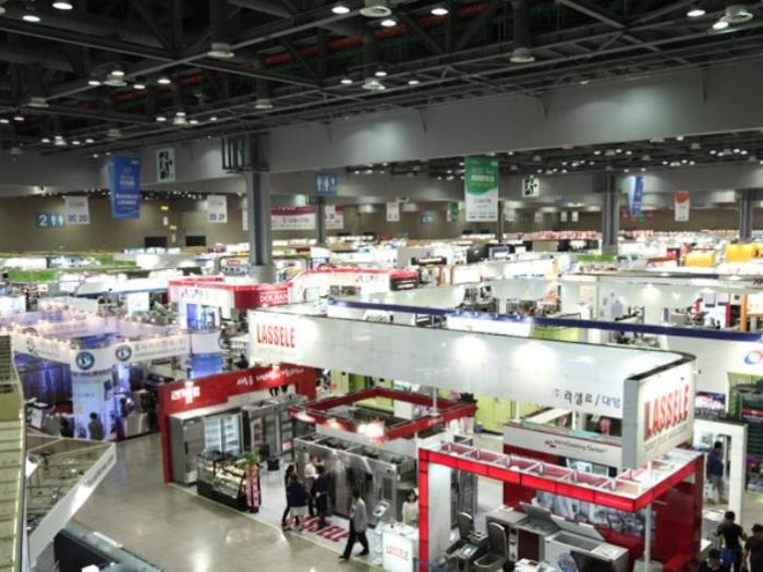 Международното изложение на хранителната индустрия Seoul Food 2014