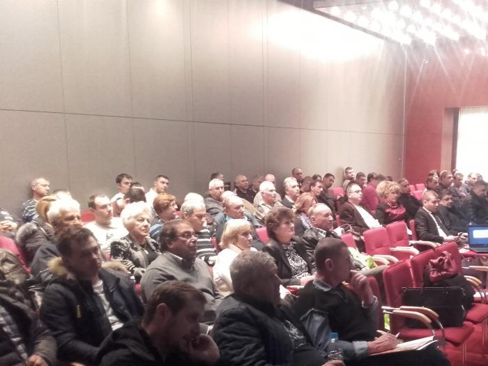 Технически семинар на Флора 62 се провежда в Пловдив