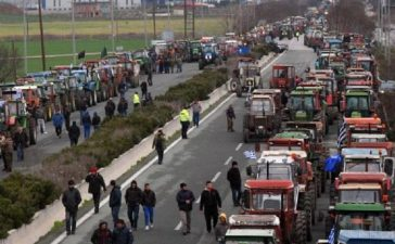 Очаква се около 500 машини да застанат на входовете на София като 170 от тях ще влязат в града.