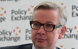 Аграрният министър Майкъл Гоув очаква двугодишен преходен период