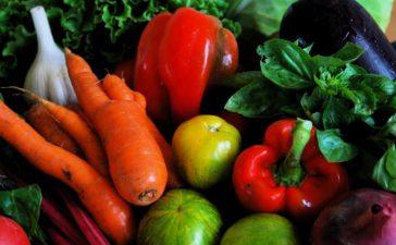 Юлски цени на зеленчука