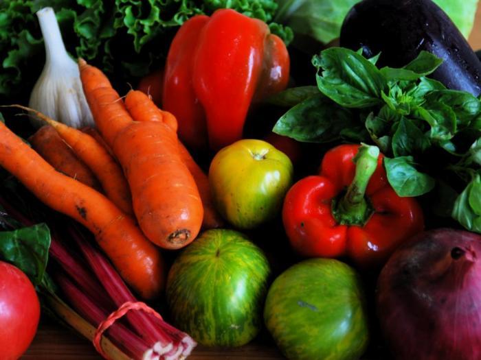 Цени на зеленчуци в борса Плодовитово през месец май