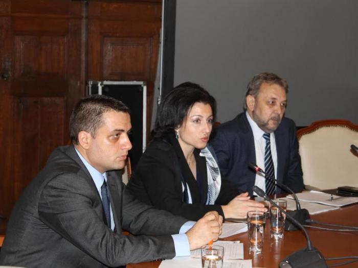 Министърът на земеделието Десислава Танева обяви