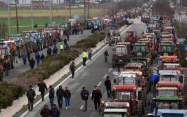 """Ефективни протестни действия в цялата страна започват неправителствените организации от сектор """"Земеделие""""."""