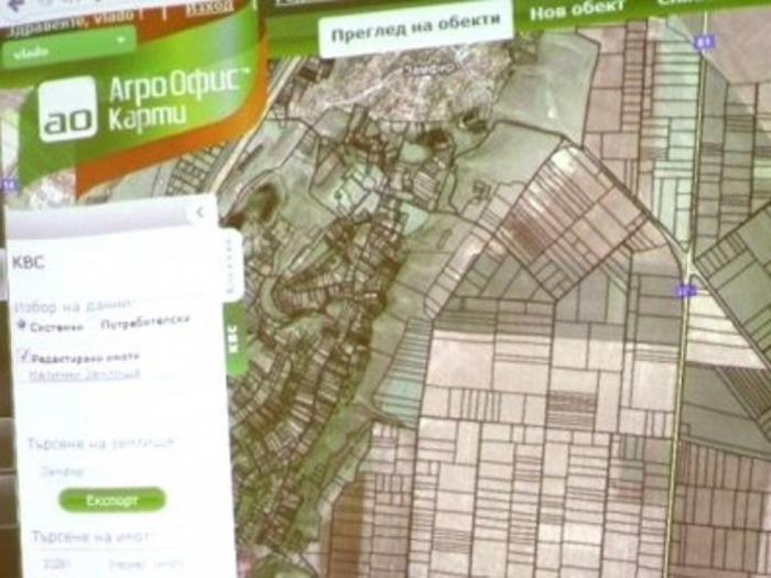 Проверени са над 1 милион земеделски парцела с обща площ 3 890 000 хектара