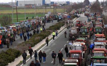 Днес се очаква да стане ясен маршрутът на предстоящия в понеделник национален протест на фермерите.