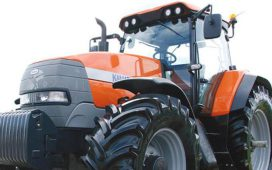 Умалени модели на трактори