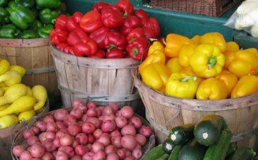Фермерите отбелязват площа на която се отглежда съответната култура до размера
