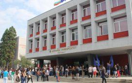 803 първокурсници започват обучението си в АУ Пловдив през учебната 2014-2015 година