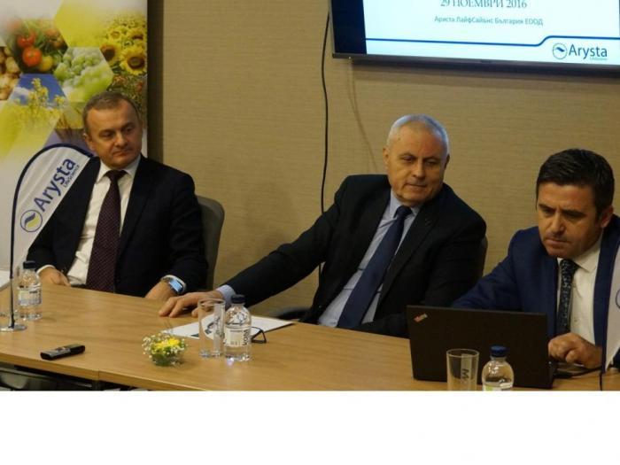До края на годината Ариста Лайфсайънс България ще има 10 служителя