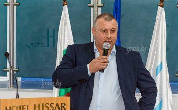 Костадин Костадинов НАЗ