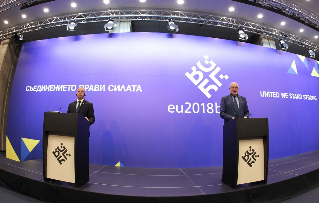 Обновяването на поколенията в селското стопанство бе във фокуса на неформалната среща на министрите по земеделие в ЕС, което се проведе в София.