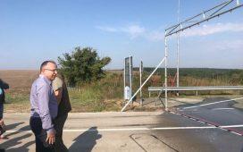 Порожанов: Има значително подобрение на мерките за дезинфекция по граничните пунктове с Румъния