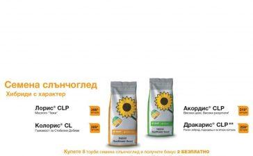 BASF Семена слънчоглед